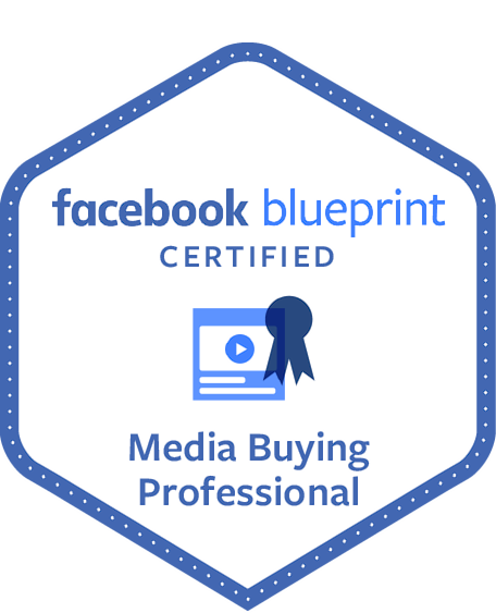 facebook certified media buying professionnal