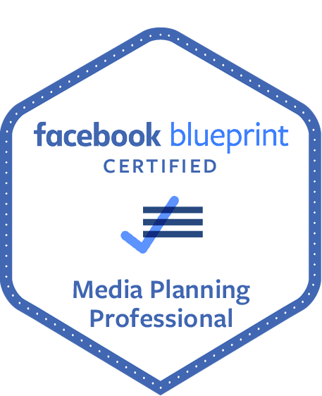 facebook certified media planning professionnal